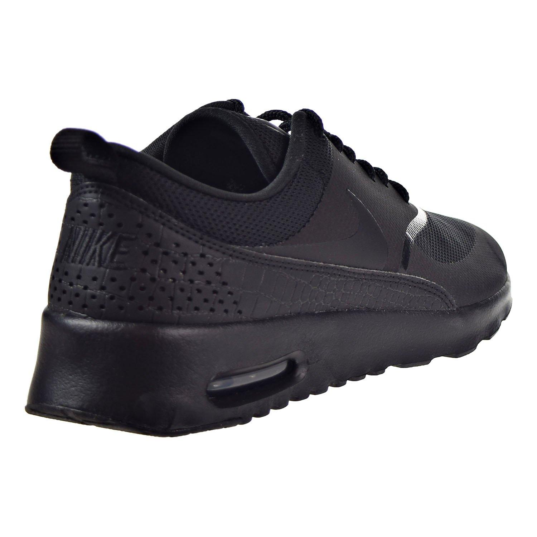 Nike Air Max Thea Damen Schwarz/Schwarz Sneakers Schwarz/Schwarz Damen bd8653