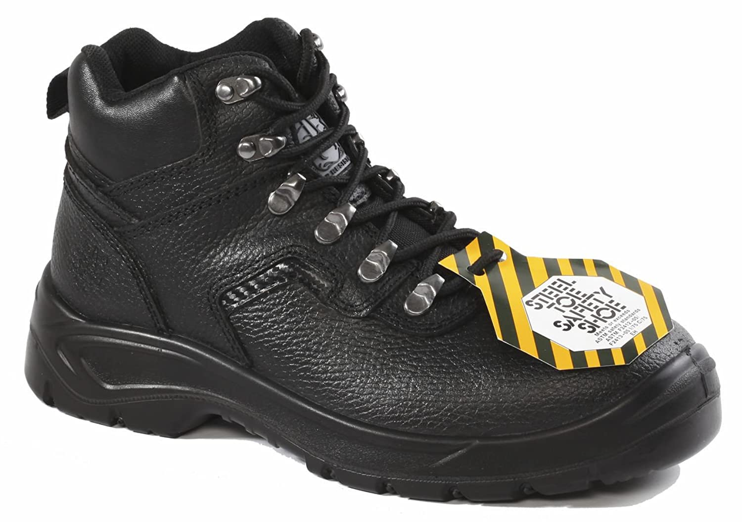 51S01Ð Rhino Steel Toe Safety Work Boot