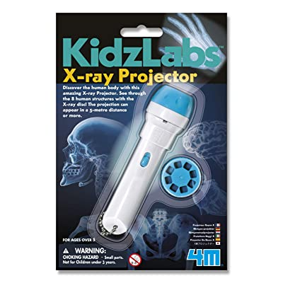 4M Kidzlabs X-Ray Projector: Toys & Games