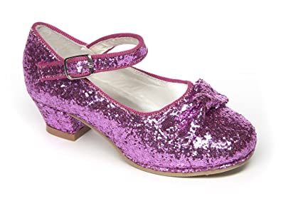 f66c5541ece0e Kidcostumes Sleeping Beauty Pink Glitter Shoes
