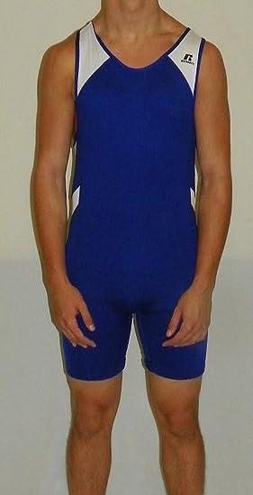 Russell Athletic camiseta de lucha libre Sprinter Singlet ...