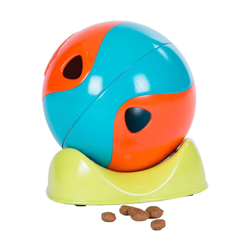 Outward Hound Kyjen 41016 Whirli Treat Dog Toys, Large, Multicolor