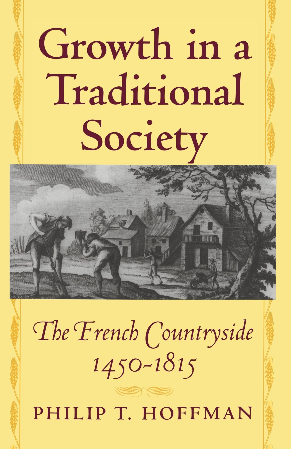 Growth in a Traditional Society pdf epub