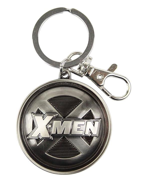 Unisex-Adultos - Official - X-Men - Anillo De Claves: Amazon.es ...