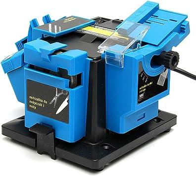 96W Multi Use Sharpener Machine Scissor  Tool Grinding Chisel Bits Drill