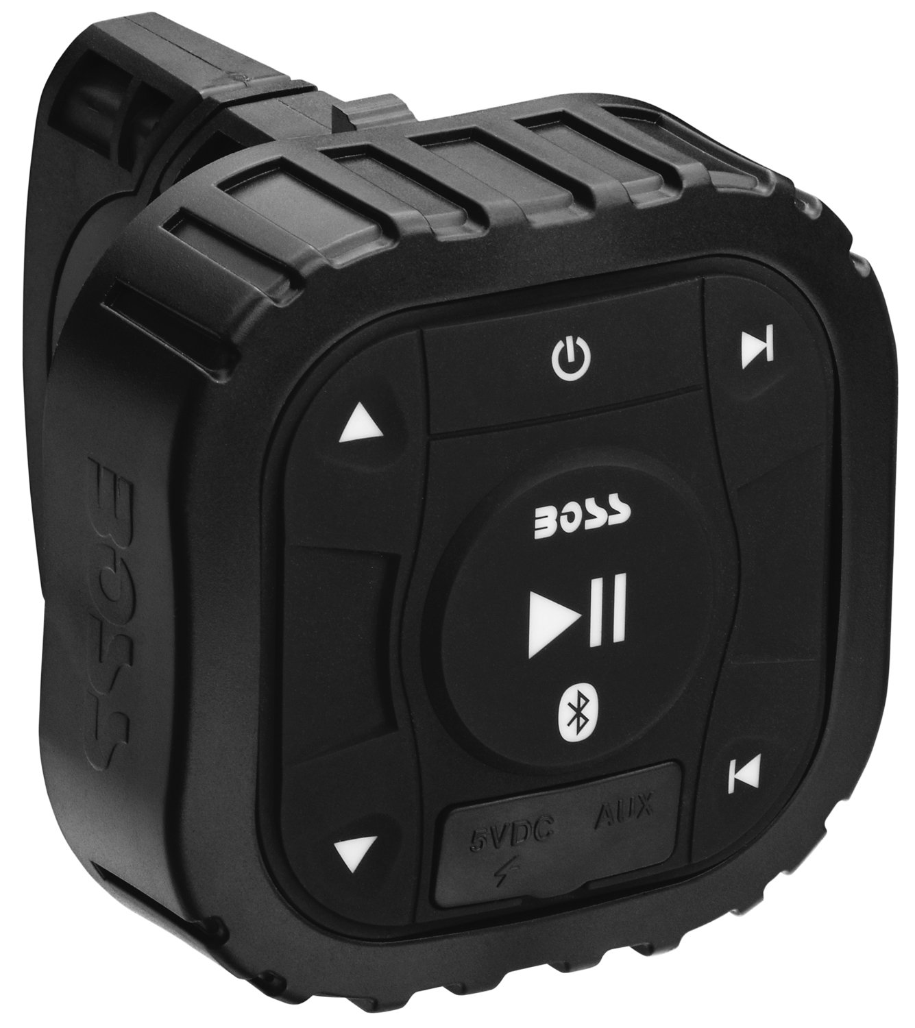 Can-Am MAVERICK X3/X3 Max Boss Bluetooth Controller+(2) 8'' 300w Tower Speakers by BOSS (Image #2)