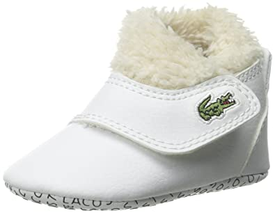 ce2f51f3 Amazon.com: Lacoste Baby B Snug RBR Slip On (Infant/Toddler): Shoes