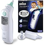 Braun Thermomètre auriculaire infrarouge ThermoScan5/IRT6020MNLA