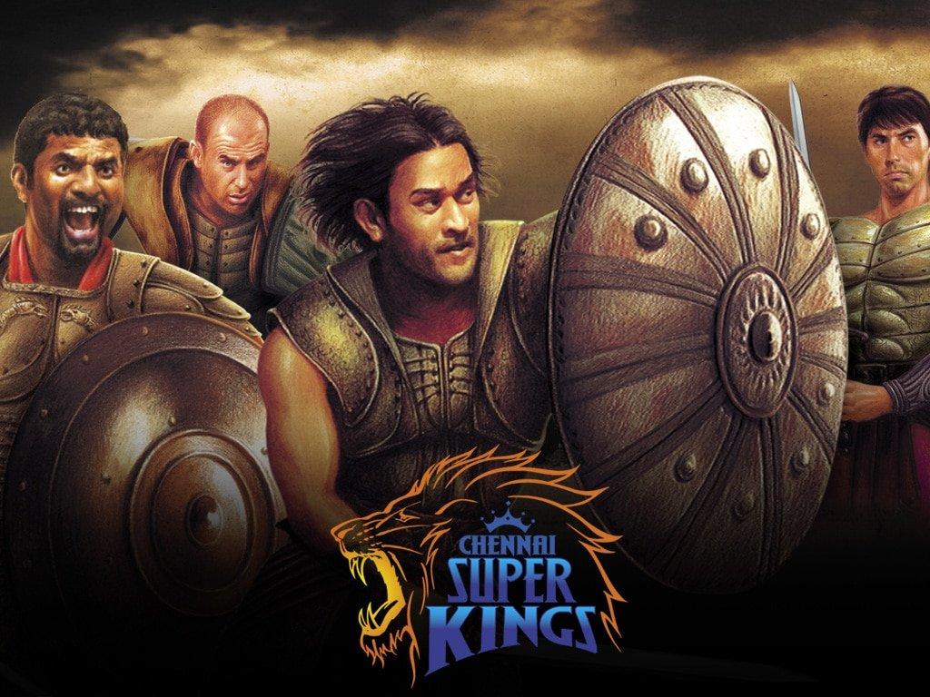Ipl Hd Wallpaper Chennai Super Kings Poster On Fine Art Paper 13x19