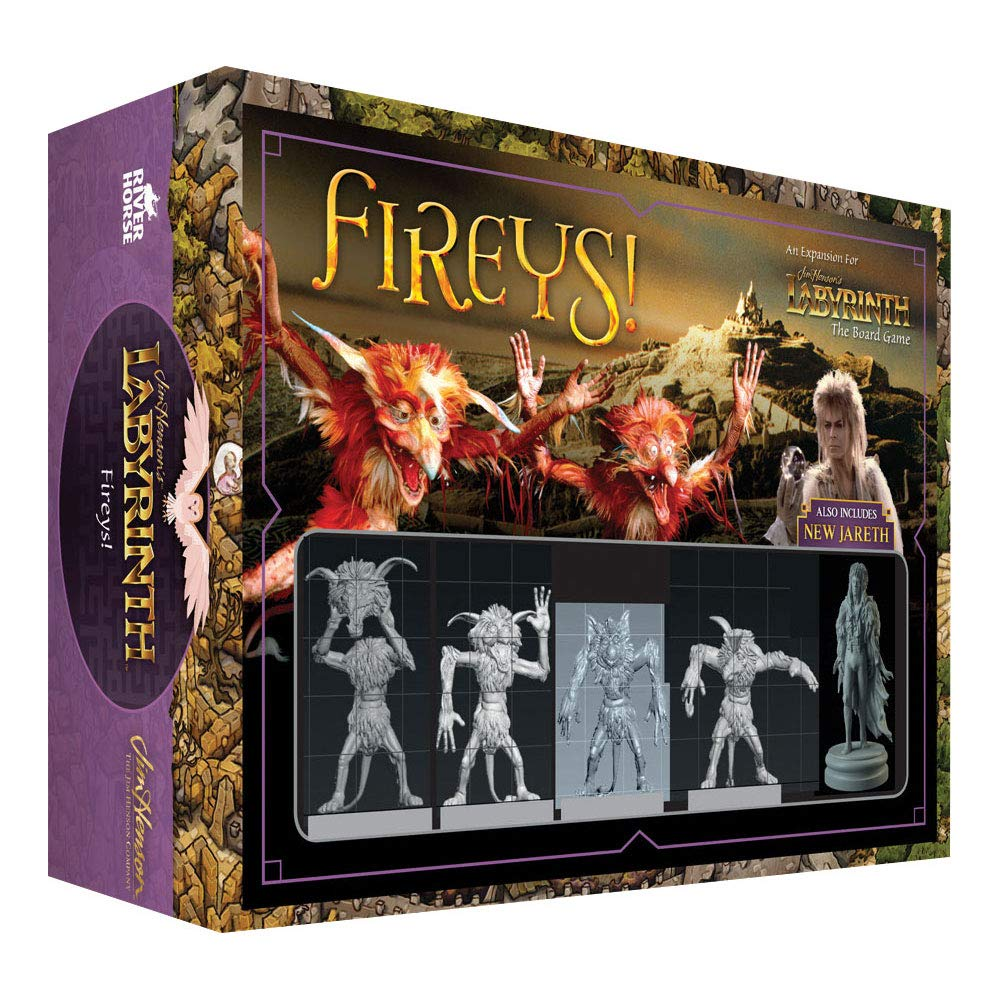ALC Studio Jim Hensons Labyrinth: Fireys! Expansion