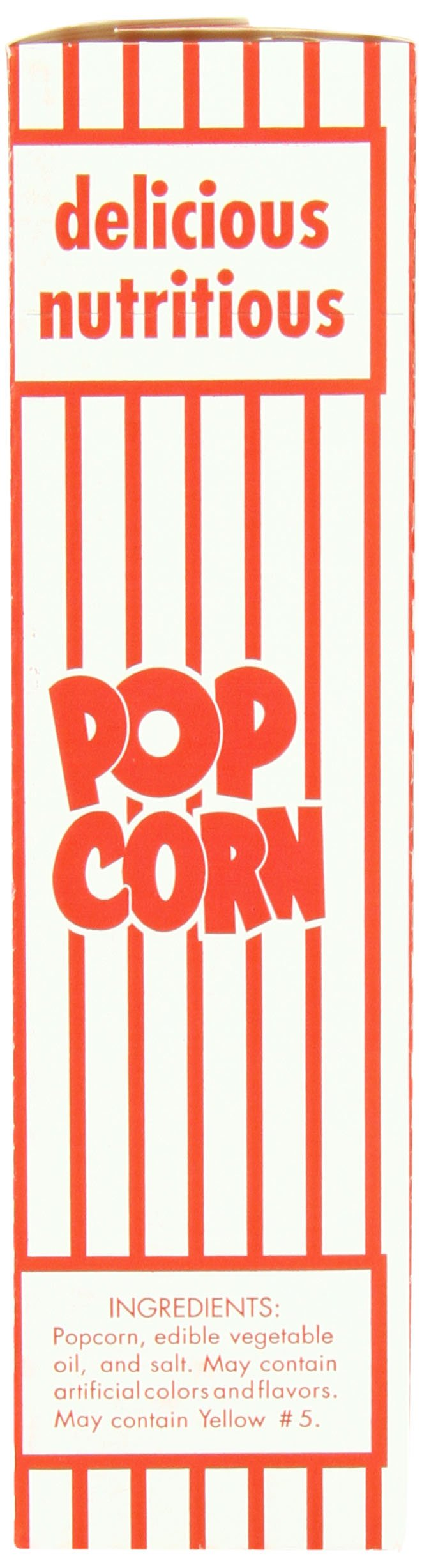 Snappy Popcorn 3E Close-Top Popcorn Box, 100/Case, 6 Pound by Snappy Popcorn (Image #3)