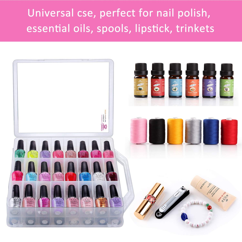 Amazon.com: Makartt Esmalte de uñas profesional para 48 ...