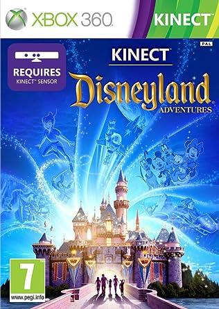 Microsoft Disneyland Adventures f/Kinect, Xbox 360, PAL, DVD, FRE - Juego (Xbox 360, PAL, DVD, FRE, Xbox 360, Familia, RP (Clasificación pendiente), Xbox 360): Amazon.es: Videojuegos