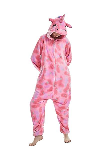 Pijamas de UnaPieza - Youson Girl® (XL: Altura (69.7inch-72.8