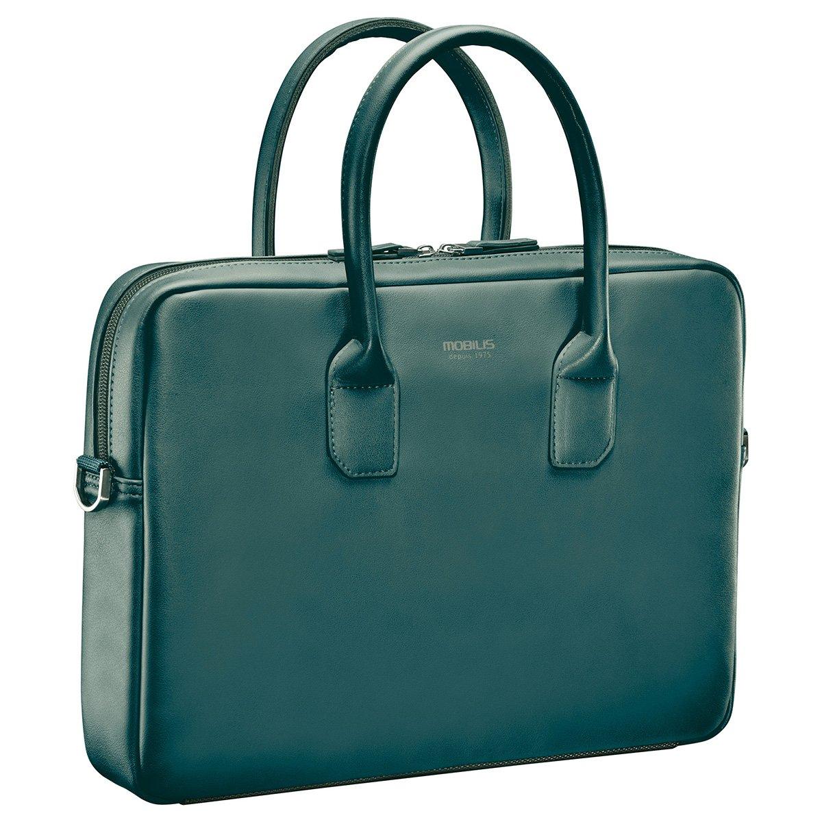 Mobilis 042030 Sacoche pour Ordinateur portable/Tablette 14-16'' Bleu Prusse