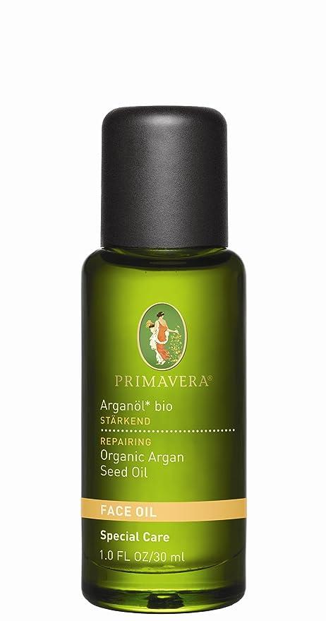 Primavera: Aceite de argán* bio (30 ml