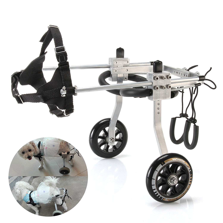 調節可能な犬車椅子老犬の歩行スクーター無効犬補助後肢運動車 (色 : B07MMRPPCQ A, サイズ さいず さいず : XXS) サイズ B07MMRPPCQ A Medium Medium|A, オオエマチ:c55acbab --- ijpba.info