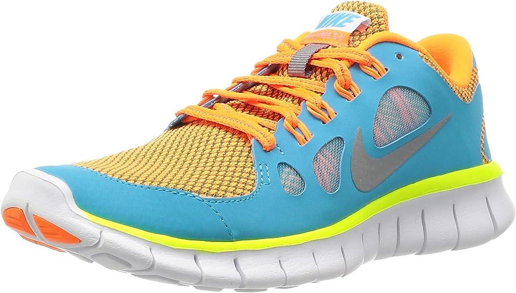 new product fb005 fddd5 Amazon.com | Nike Big Kids' Free 5.0 LE GS Running Shoe ...