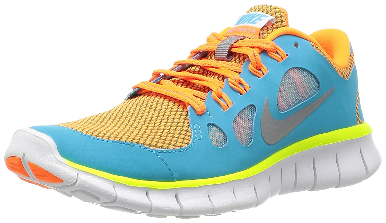new product 16587 44640 Amazon.com   Nike Free Run 5.0 Le Running Shoes Big Girls 631567-400 Sz 5 Y  Youth   Running