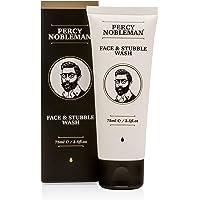 Percy Nobleman Face & Stubble Wash, per stuk verpakt (1 x 75 ml)