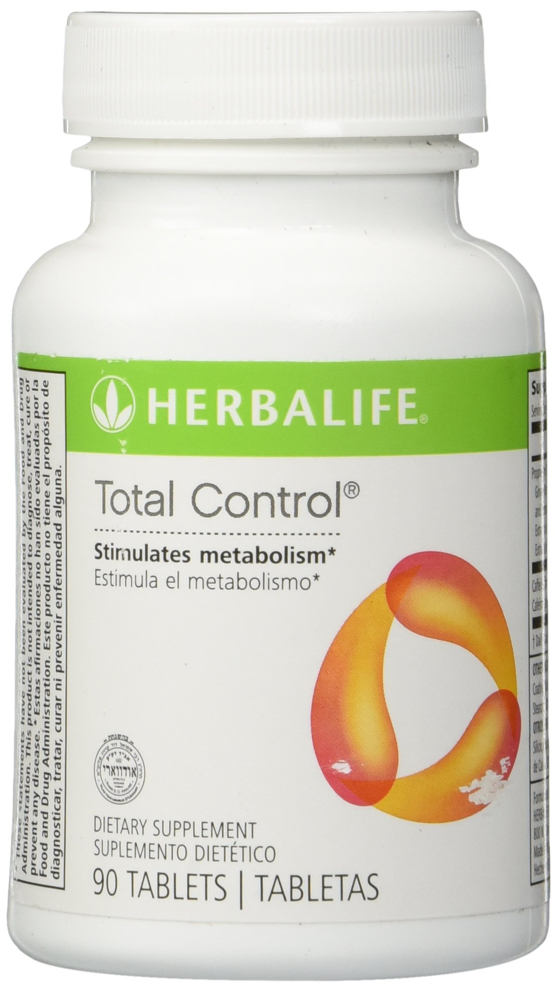 HERBALIFE TOTAL CONTROL 90 TABLETS