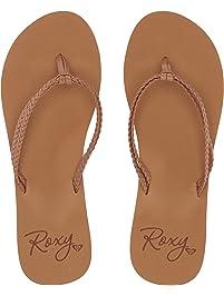 7e5fc0119b2 Roxy Womens Costas Sandal Flip-Flop