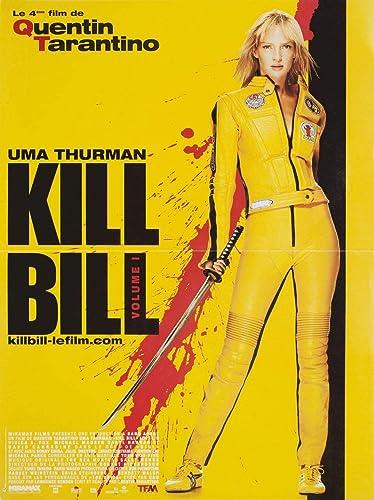 Amazon Com Kill Bill Vol 1 2003 French Petite Poster Entertainment Collectibles