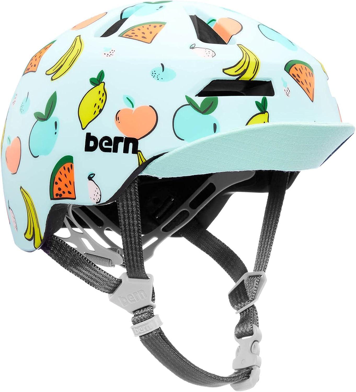 BERN Manufacturer OFFicial shop Nino Helmet 2.0 safety
