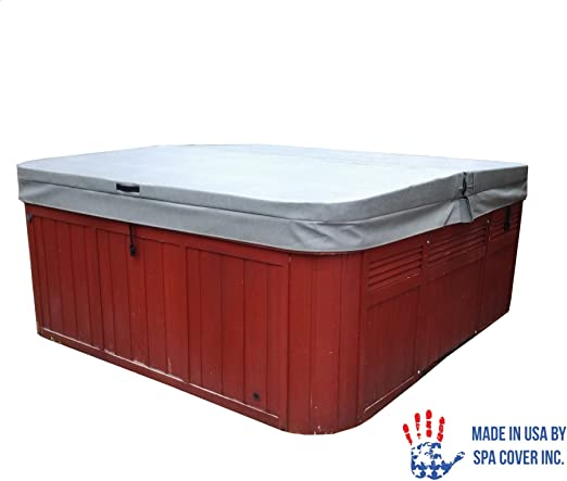 Beyondnice Ultra Hot Tub Cover Custom Made 6 Thick Maximum Insulating Replacement Spa Cover World S Only Design Your Own Ordering Wizard Insures Every Cover Is Made Perfectly For Every Customer Swimming Pool Covers Amazon Com