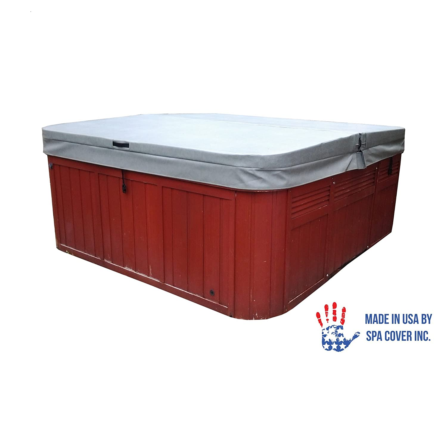 Amazon.com : BeyondNice Hot Tub Cover and Spa Cover, 6-inch ...