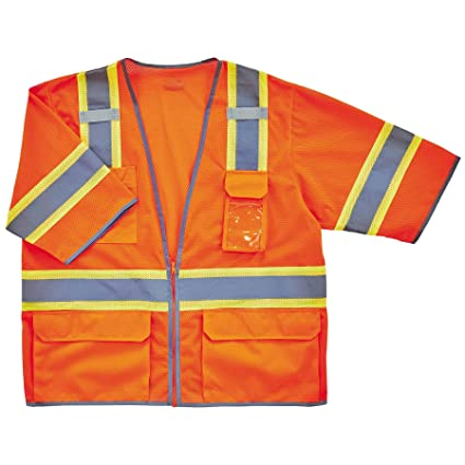 Ergodyne GloWear 8911 ANSI Two-Tone High Visibility Reflective Safety Pants