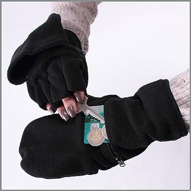 Promotion de ventes coupon de réduction sortie d'usine Mitaines moufles avec poche de la marque Astucéo: Amazon.fr ...