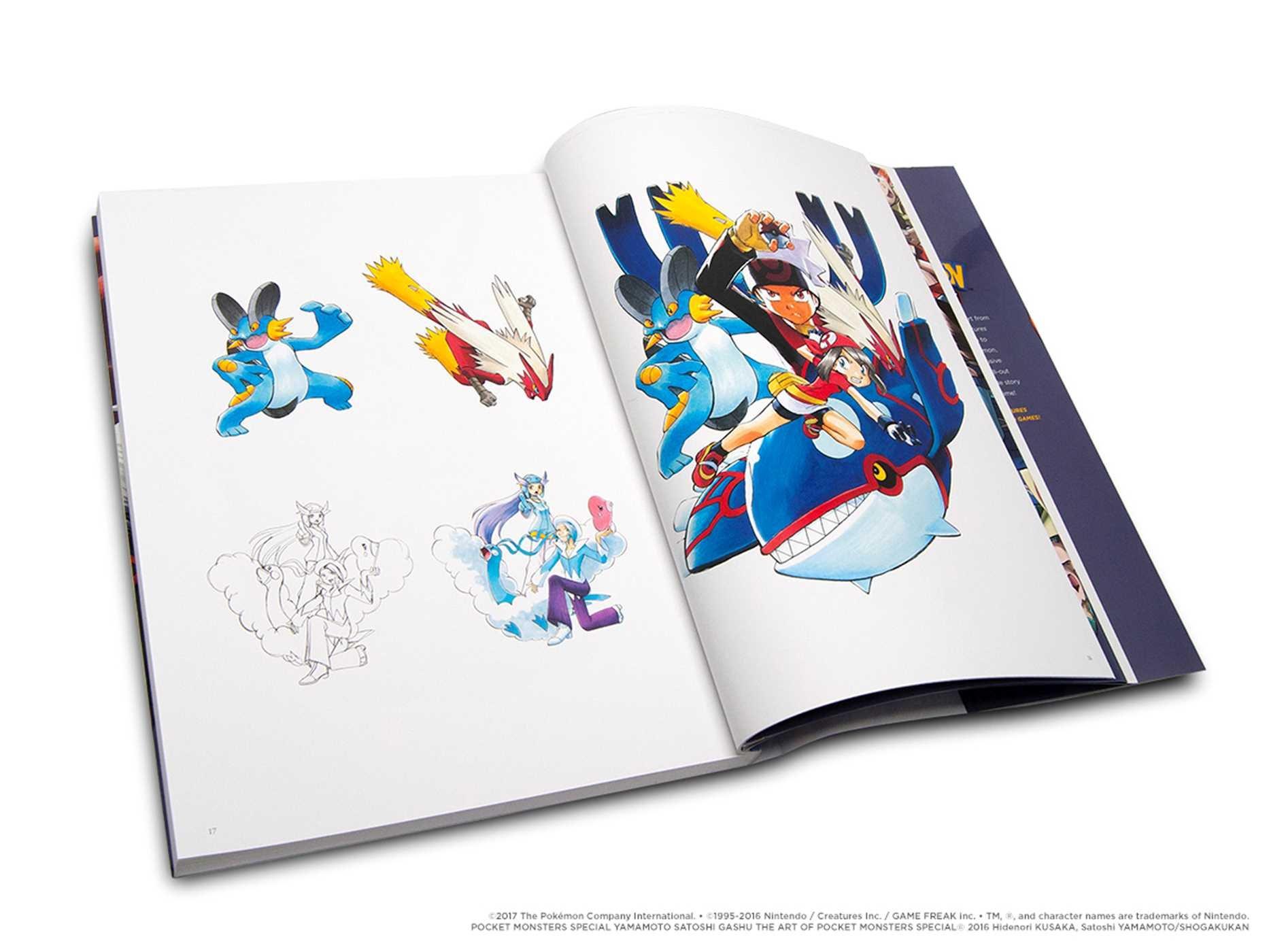 Pokémon Adventures 20th Anniversary Illustration Book: The Art of Pokémon Adventures (Pokemon)