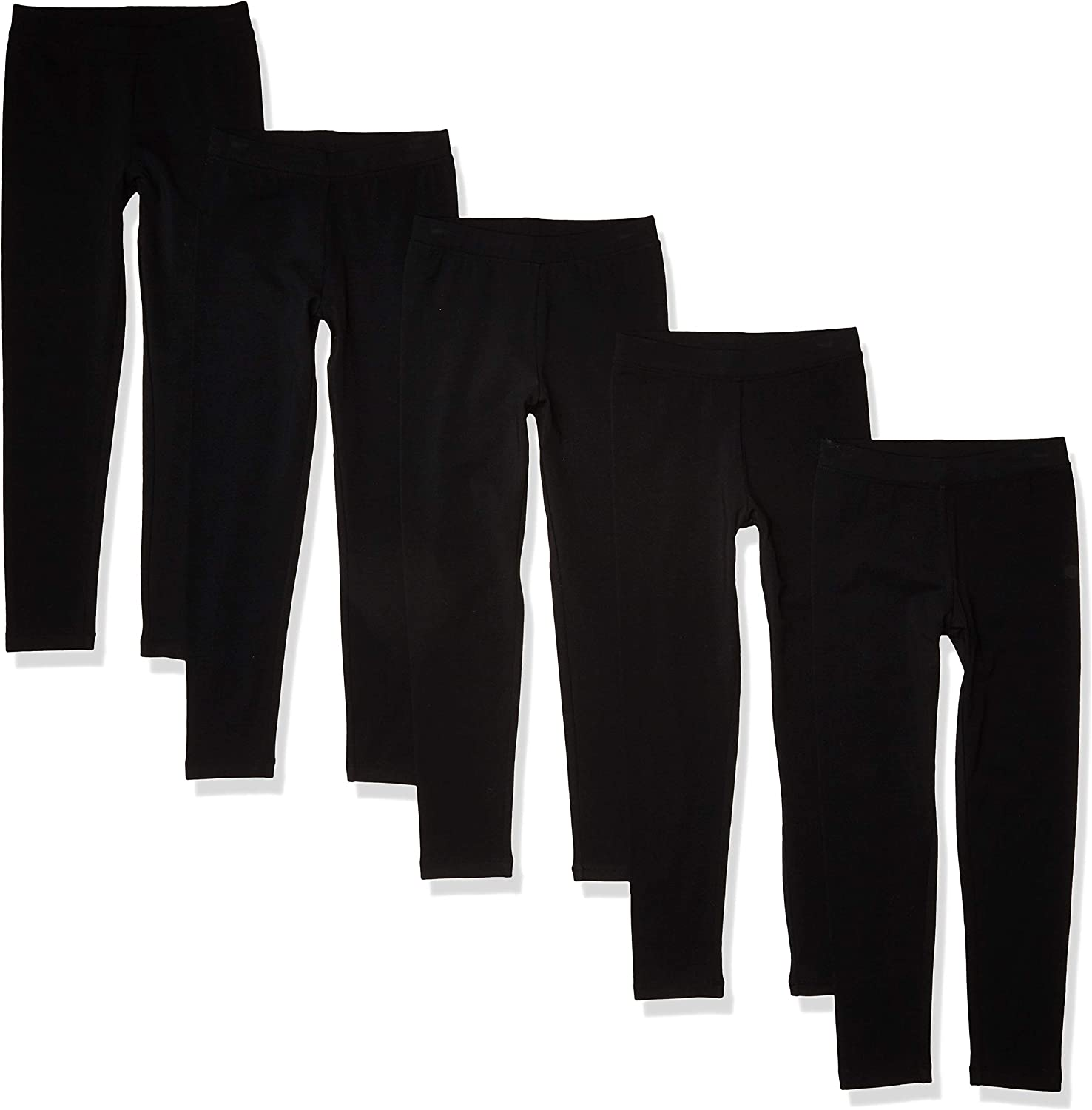 Leggings-Pants Bambina 5-Pack Girls Legging Essentials