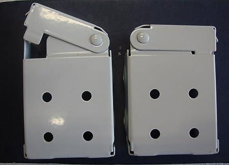 Caja Soportes de montaje para 2