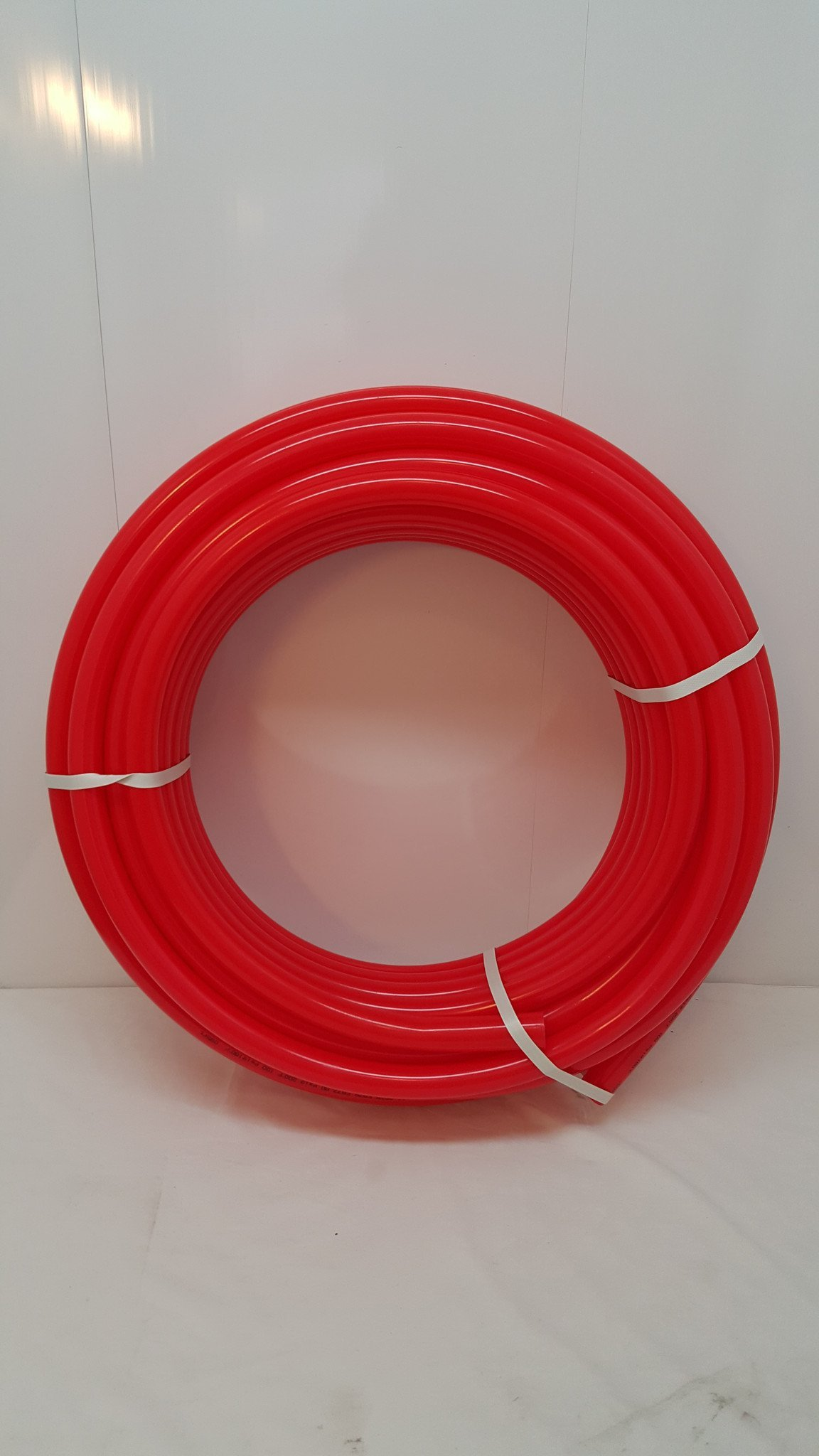 500' 1 1/4'' Non Oxygen Barrier Red PEX tubing for heating and plumbing