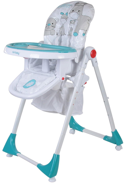 Sun Baby Comfort Lux - Sillón alto, color turquesa