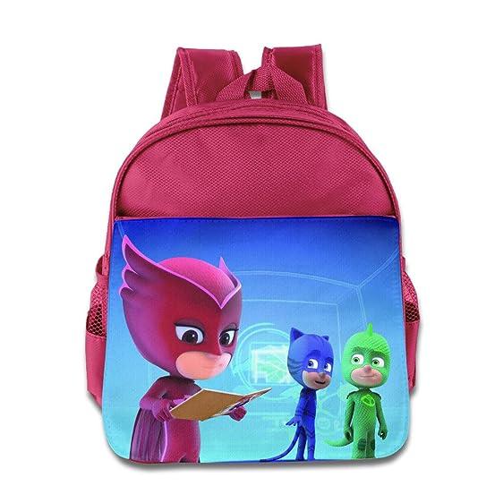 PJ Masks Amaya Owlette Kids School Backpack Bag