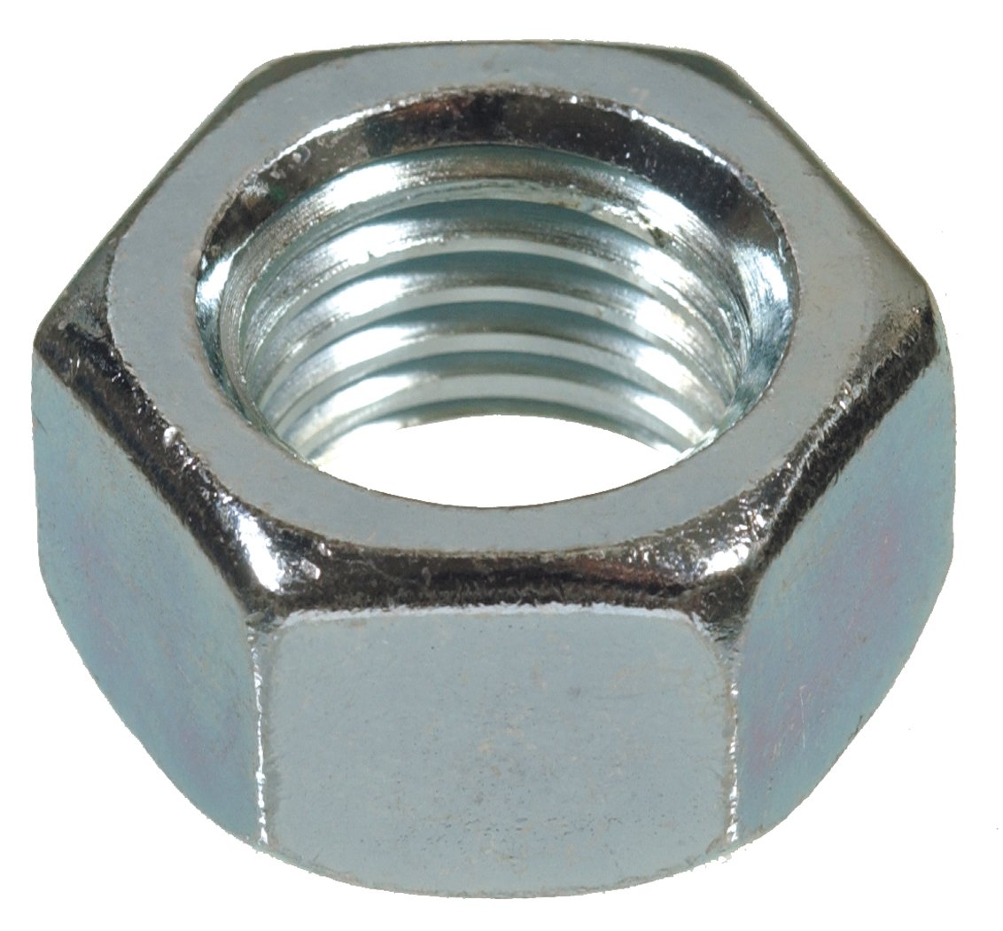 The Hillman Group 160564 Grade 5 Finish Hex Nut 3 4 Inch by 16 Inch 20 Pack