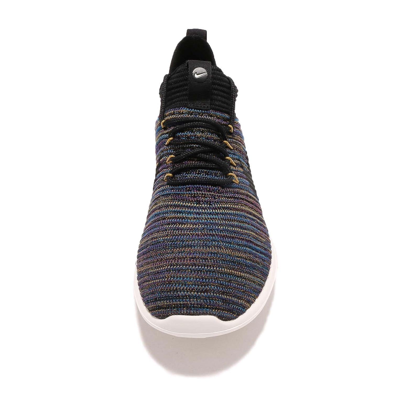NIKE Women's Roshe Two Flyknit V2 Running Shoe B078NN3FWL 7 Moss B(M) US|Black / Black-ivory-desert Moss 7 213d65
