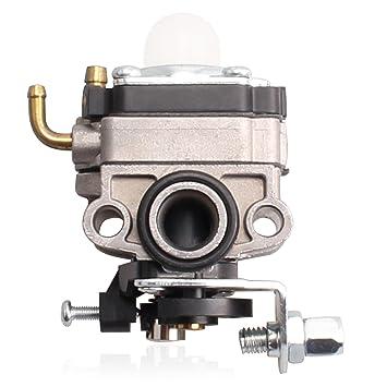 Carburador Walbro WYL-229 WYL-229-1 753-05251 para cortacésped MTD Troy-bilt: Amazon.es: Electrónica