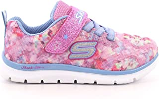 Skechers 82071n, Baskets bébé Fille Baskets bébé Fille