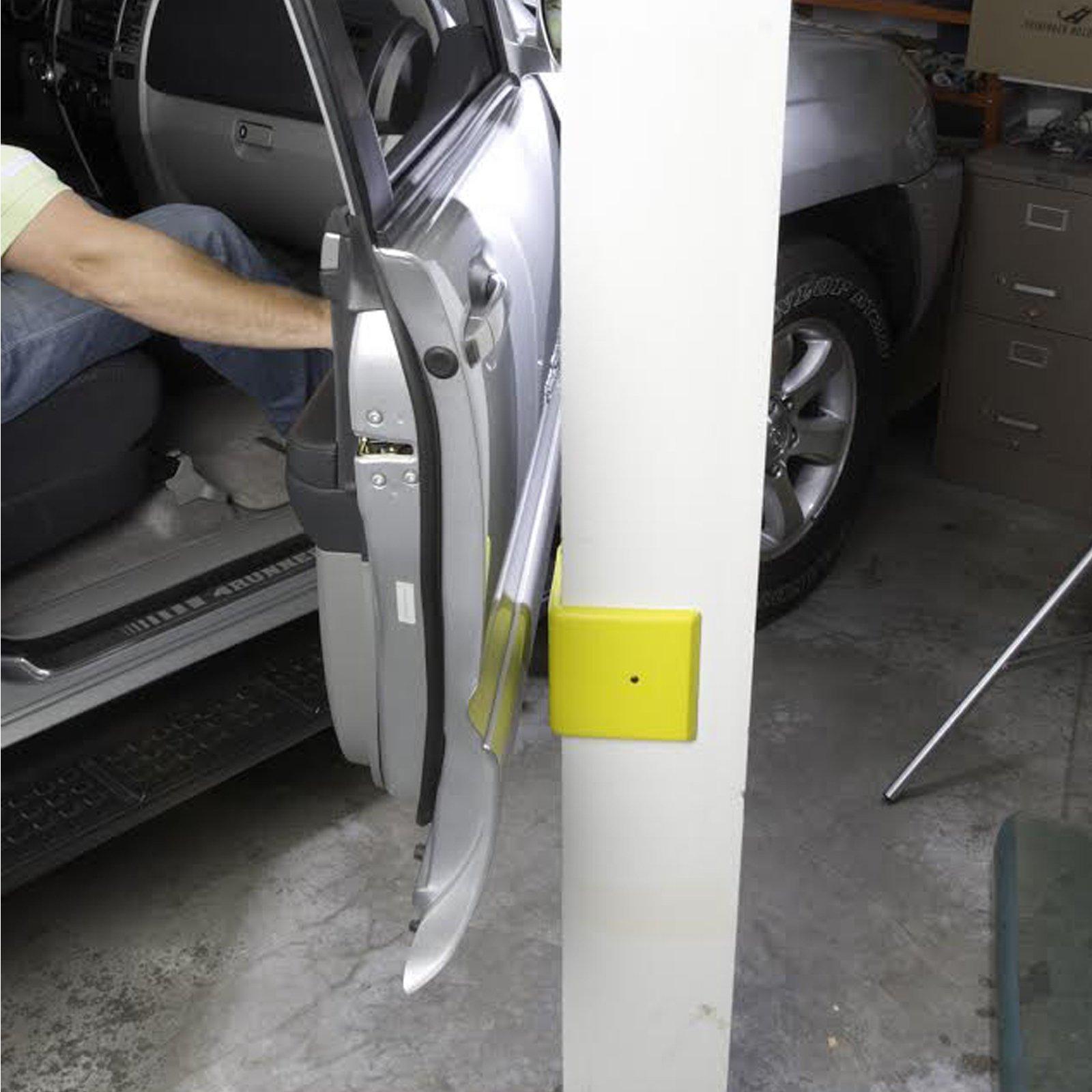 Heininger Door Defender Corner Guard 2-Pack Car Garage Truck Automotive Protection Pad