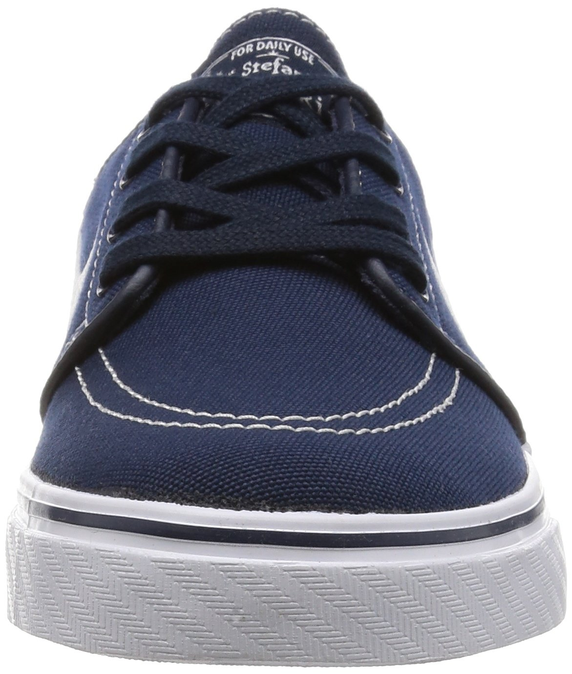 NIKE Men's D(M) Zoom Stefan Janoski Skate Shoe B01D0AGXQQ 8 D(M) Men's US|Obsidian/White-gum Light Brown c1abdc
