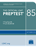 The Official LSAT PrepTest 85 (Official LSAT PrepTests)