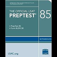 The Official LSAT PrepTest 85 (Official LSAT PrepTests)