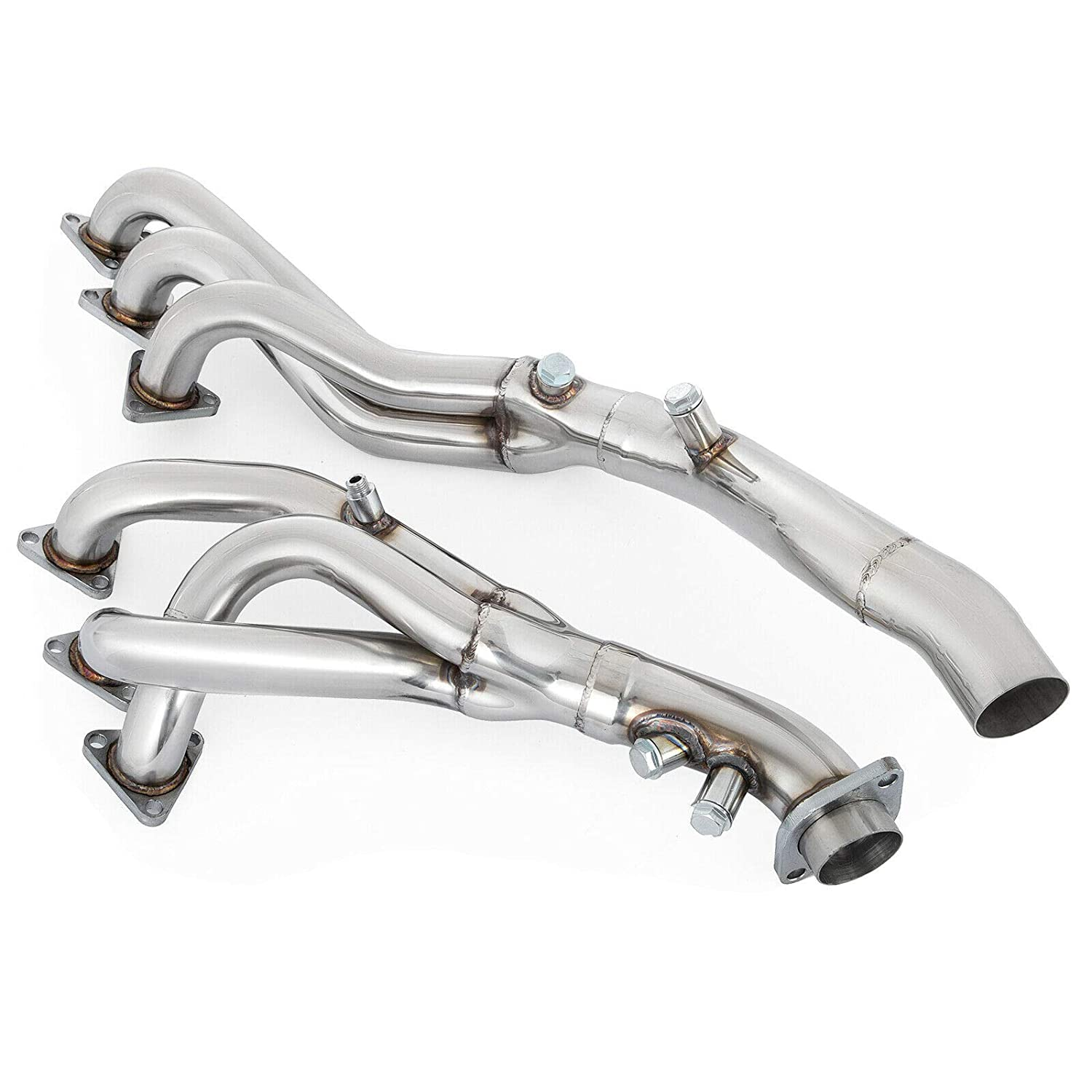 Mophornperformance Exhaust Manifold Headers Fits Bmw E46 E39 Z4 01 06 2 5l 2 8l 3 0l L6