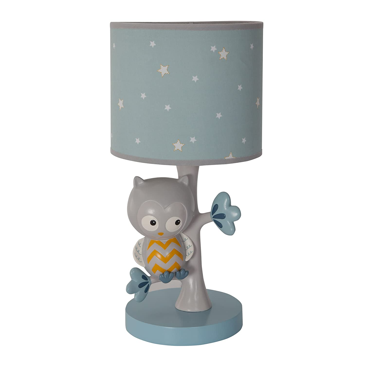 Night owl reading lamps - Lambs Ivy Night Owl Happi By Dena Lamp With Shade And Bulb