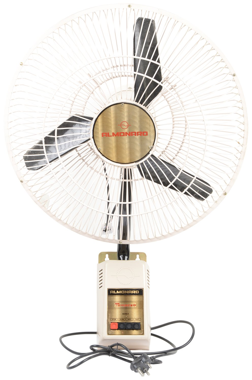 Buy Almonard 80w Wall Fan (Ivory) Online at Low Prices in India ... for Pedestal Fan Almonard  181obs