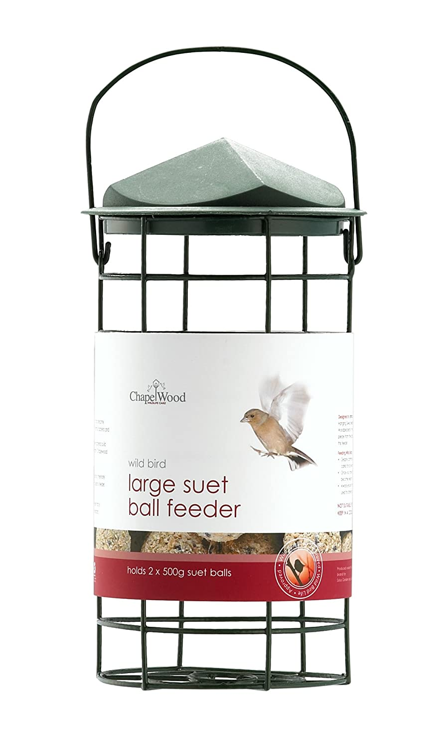 Large Suet Ball Feeder Chapelwood CPW0689